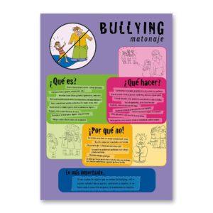 Afiche Bullying